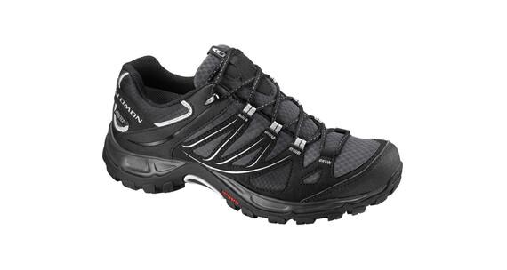 Salomon W's Ellipse GTX Shoes Autobahn/Black/Steel Grey